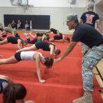 Vezbi za Ramen Stomak Vojska Trening